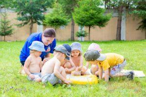 Частный детский сад на Новой Риге