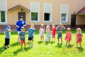 Детки в садике Рига Кидс Новая Рига фото