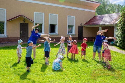 Детки в садике Рига Кидс Новая Рига