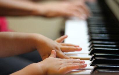 Обучение детей на фортепиано