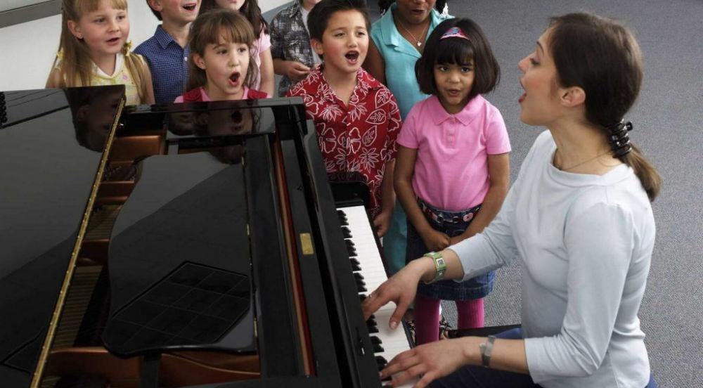Обучение дошкольников музыке