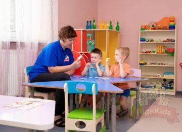 Обучаем деток в Красногорске