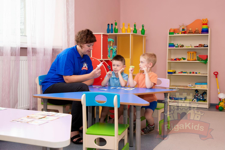 Обучение детей в RigaKids в Красногорске