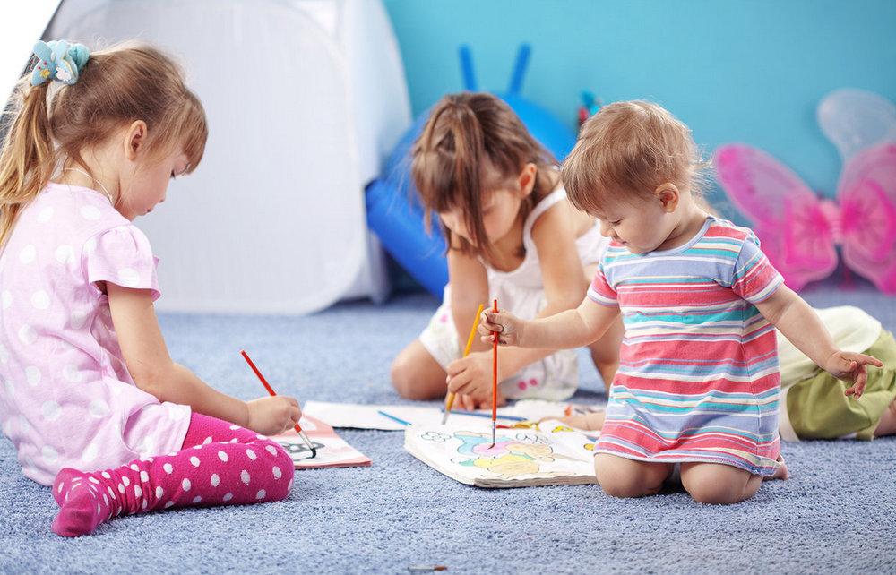 Привыкание к детскому сады