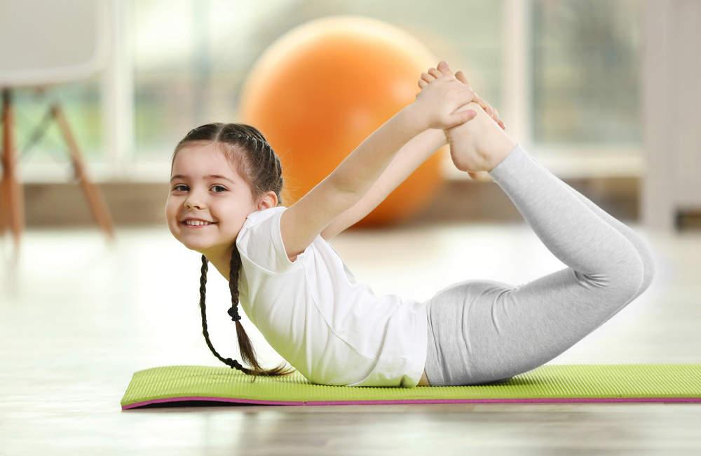 Занятия акробатикой для дошкольников
