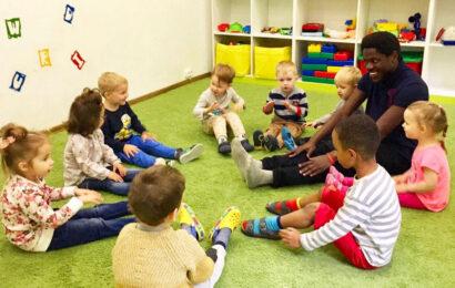 Обучение английскому в детском саду