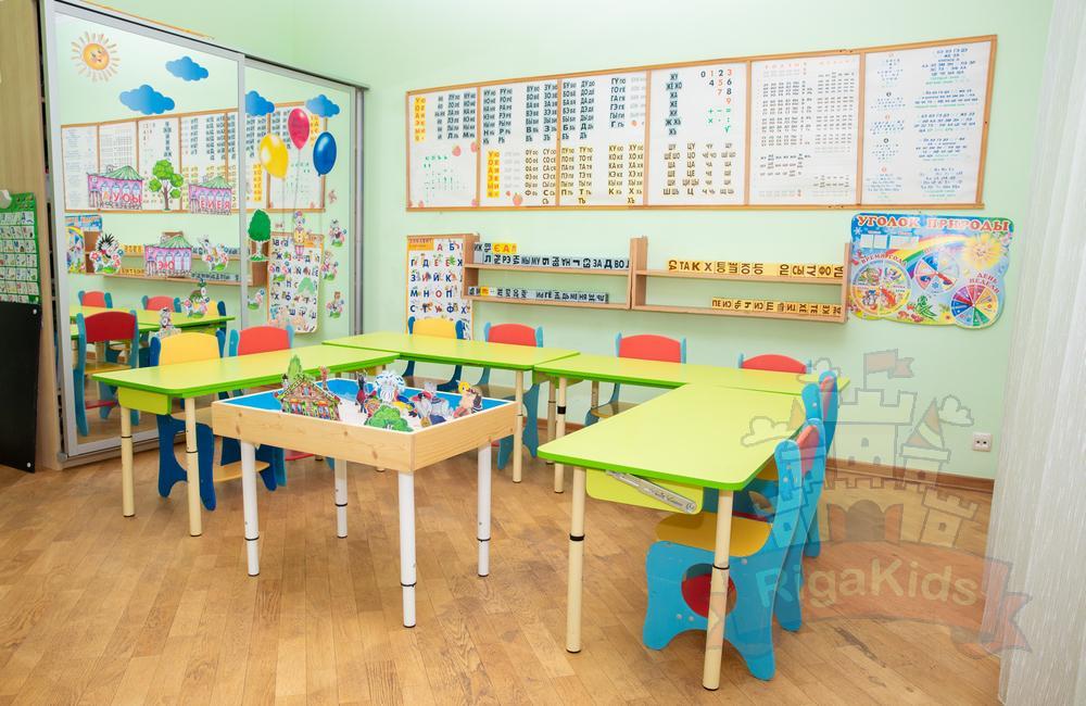 Кабинет обучения в детском саду