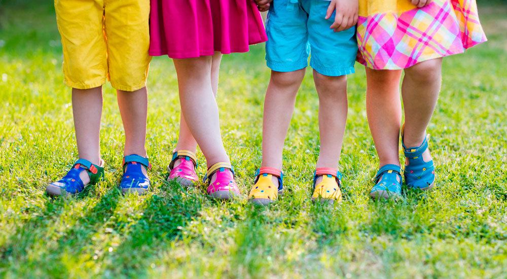 Обувь для детского сада, фото