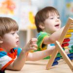"""<span class=""""title"""">Развитие математических навыков у дошкольников в детском саду через игры</span>"""